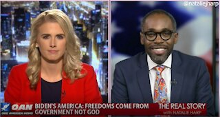 The Real Story - OANN President Permission with Paris Dennard