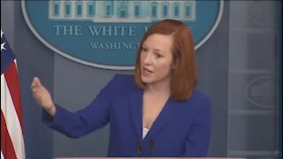 Psaki: We Won't Comment On A Path For Reopening Schools