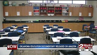 Oklahoma education documentary released on Amazon