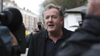 Piers Morgan Leaves 'Good Morning Britain'
