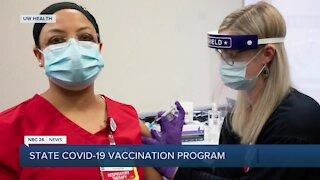 State COVID-19 vaccination program