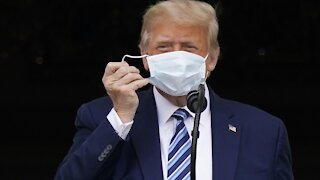 President Trump No Longer Contagious, White House Doctor Says