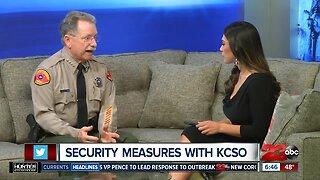 Sheriff Youngblood discusses coronavirus