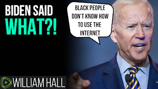 Biden Said WHAT About Black People?!