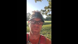 Morn 17-Miler: Two Spiders