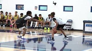 Perseverance basketball camp