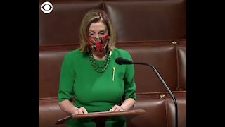 Pelosi $600 Covid Aid to Americans Reverse Speech Analysis by Tiffany Fontenot. More in Descrpt Box