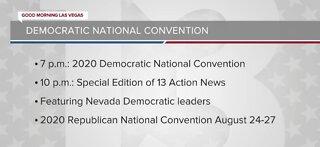Democratic Convention kicks off day 2