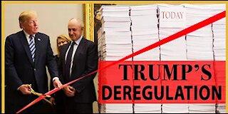 Trump's Deregulation