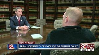 SCOTUS will hear Oklahoma case Tuesday