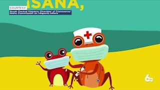 COVID-19 Vaccine campaign aims to reach Hispanic and Latino Community