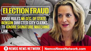 Election Fraud Breakthroughs, Political Persecution Escalates - Children Stolen - Families Ruined
