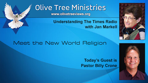 Meet the New World Religion – Pastor Billy Crone
