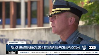 Police reform impact on law enforcement