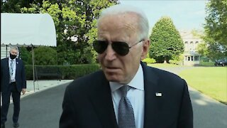 Biden: 'In All Probability' Americans Should Expect More COVID Restrictions
