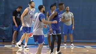 UB men's basketball prepares for 2019-2020 season