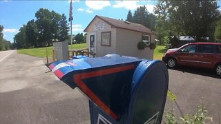 It's the smallest post office in New York State