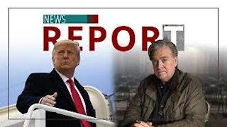 Catholic — News Report — Trump Pardons Bannon
