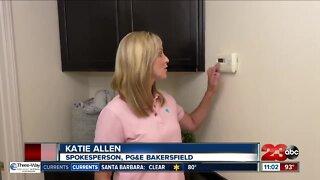 PG&E provides tips for conserving energy
