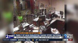 Family of Akia Eggleston take story national