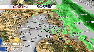 FORECAST: Strong thunderstorms possible