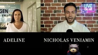 NICHOLAS VENIAMIN UPDATES JULY 30, 2021 | ADELINE - DISCUSSES