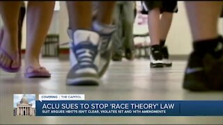 ACLU files lawsuit challenging Oklahoma 'race theory' law