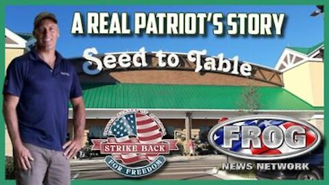 Alfie Oakes Owner Of Seed To Table 9:30 pm est