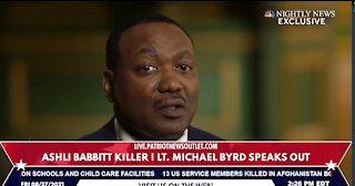 Patriot News Outlet | Ashli Babbitt's Killer | LT. Michael Byrd Speaks Out