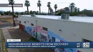 Garfield neighborhood in Phoenix benefits from recovery
