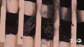 Juvenile, 2 adults injured in Aurora apartment fire