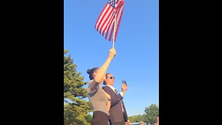 Star Spangled Banner from Williamson County School Board Meeting