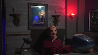 Two haunted houses in mid-Michigan will scare you silly