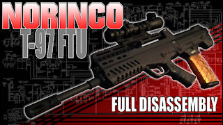 Norinco T97 - A look inside.