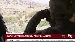 Local experts weigh in on Afghanistan
