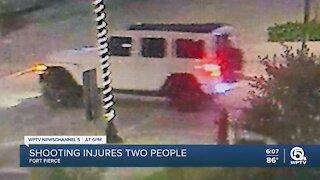 2 people shot on Avenue J in Fort Pierce