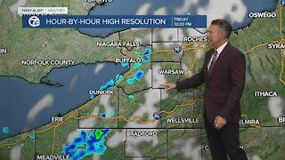7 First Alert Forecast 6am Update, Friday, September 17
