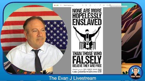 10/14/21 - Sticker Activisim, plus Communist Takeover of USA - Ep. 096