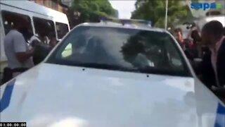 Oscar Pistorius on trial for murder (3zo)