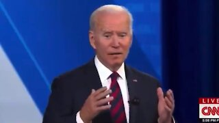 The Biden disinformation administration