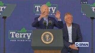 Biden Gets Heckled