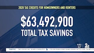 These tax credits saved Marylanders more than $63M in 2020