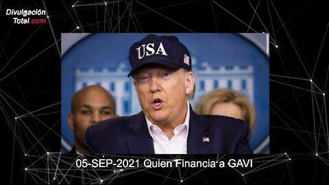 05-SEP-2021 Quién Financia a GAVI
