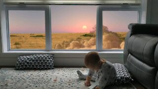 Window Remote Control: Sandstorm