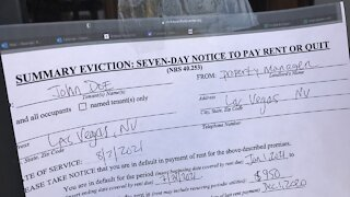 No rush at courthouse after eviction moratorium expires