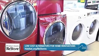 Low Cost Home Renovation // Habitat For Humanity ReStores