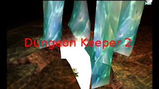 Dungeon Keeper 2: Tutorial and Cowardly Soldiers!