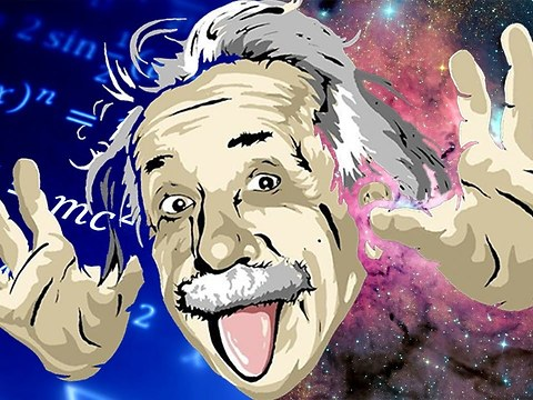Albert Einstein's Theory of Happiness Is a Simple Handwritten Note on How to Live a Happy Life
