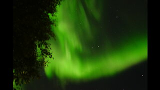 Stunning Northern Lights Chasing in Fairbanks, Alaska in September