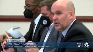 Indian River County School Board to discuss mask mandate
